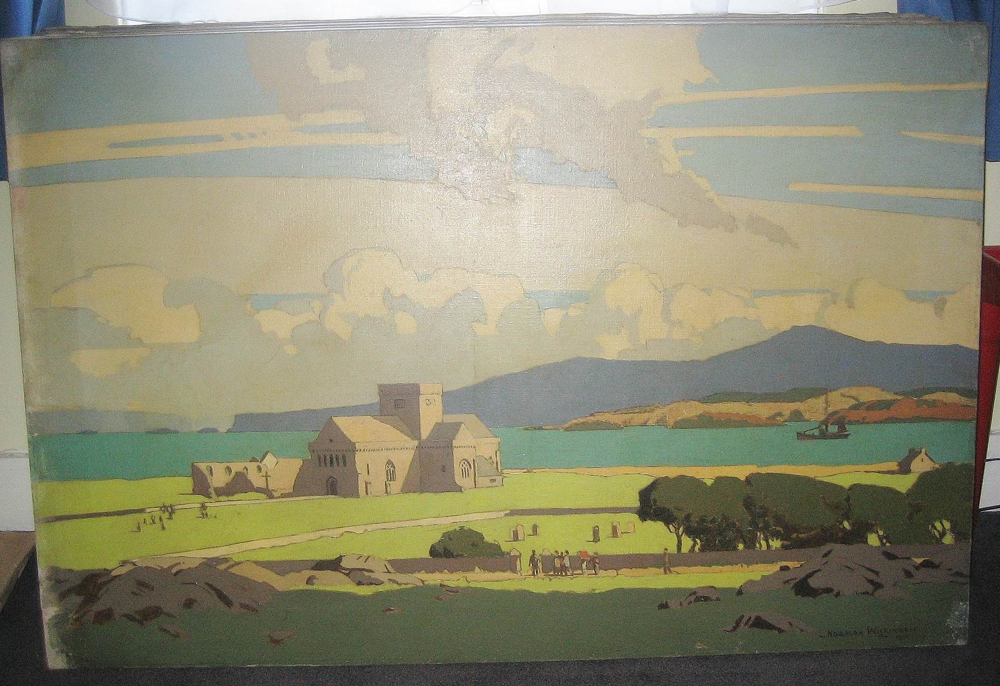 iona-cathedral-1928-wilkinson-45x30ins