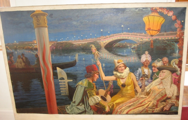 venetian-nights-southport-1937-fortunino-matania